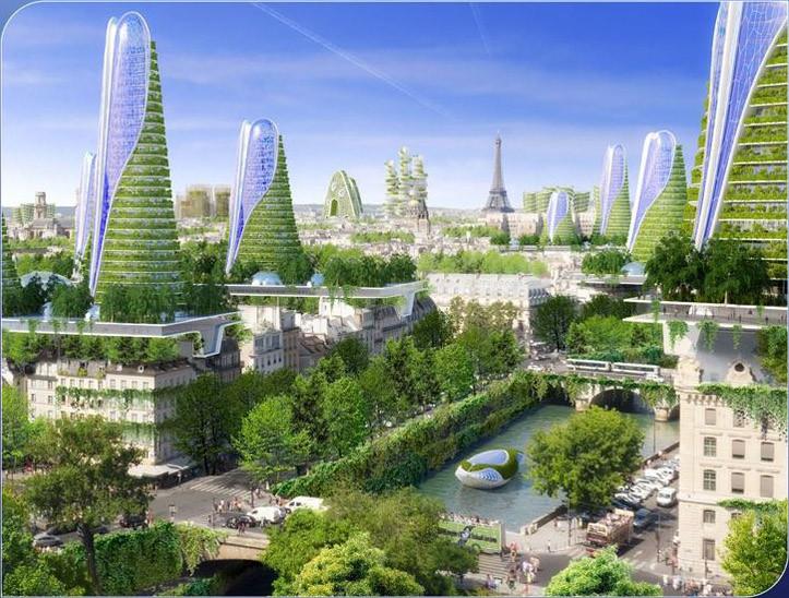 Imagining the impossible: The futuristic designs of Vincent Callebaut