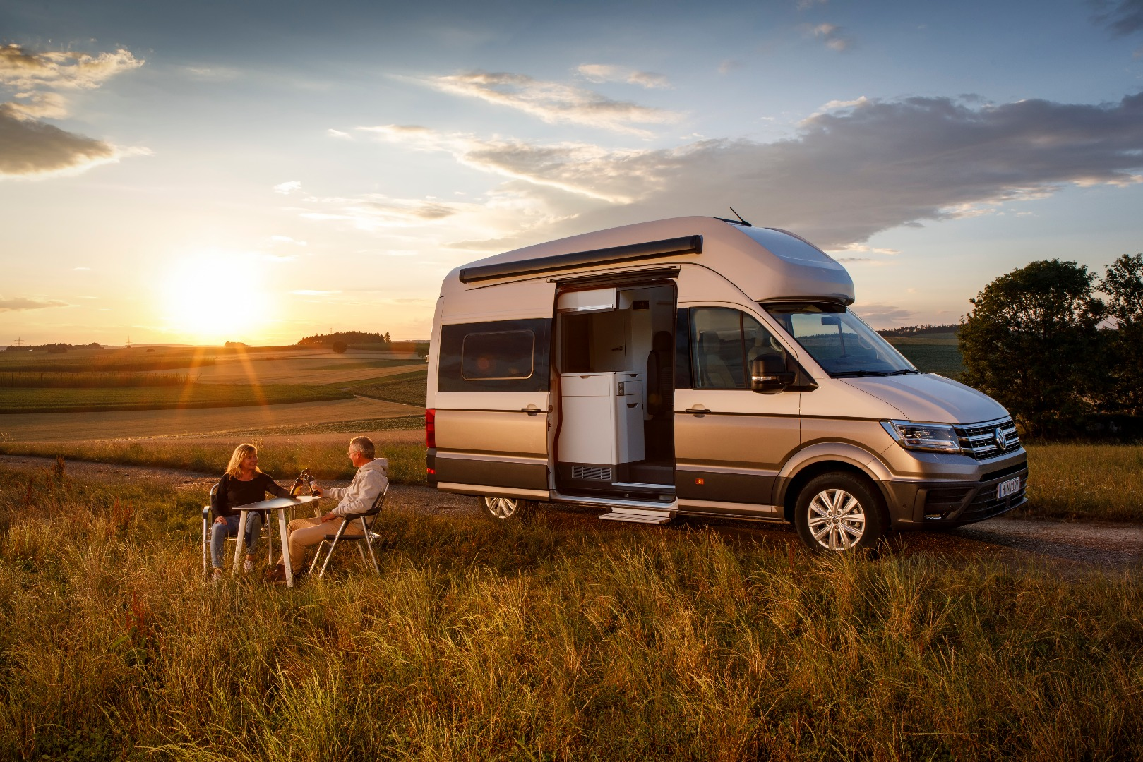 Volkswagen makes the world's favorite camper van bigger and better
