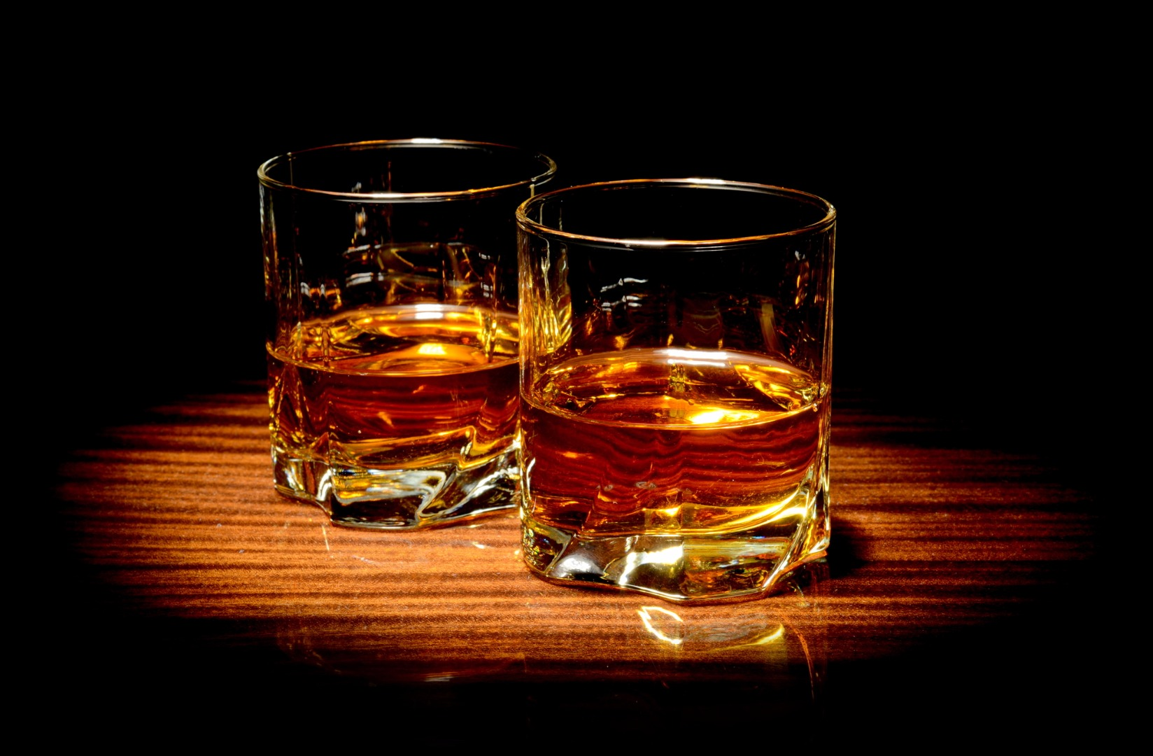 Why whisky tastes better with a wee drop of water