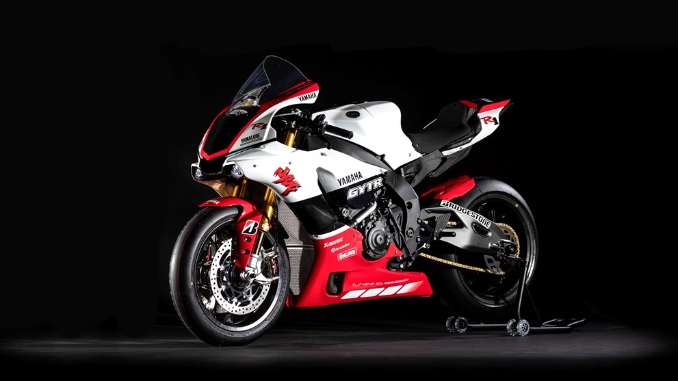 Yamaha Releases Ultra Exclusive R1 Gytr Track Day Special