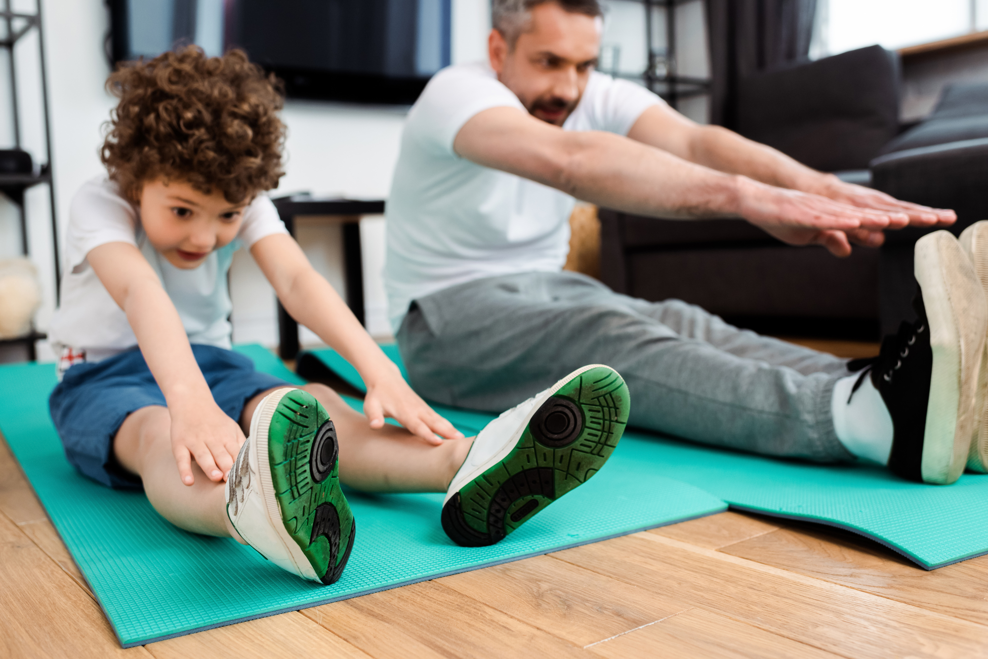 A new study has shone new light on the importance of healthy eating and physical activity during childhood