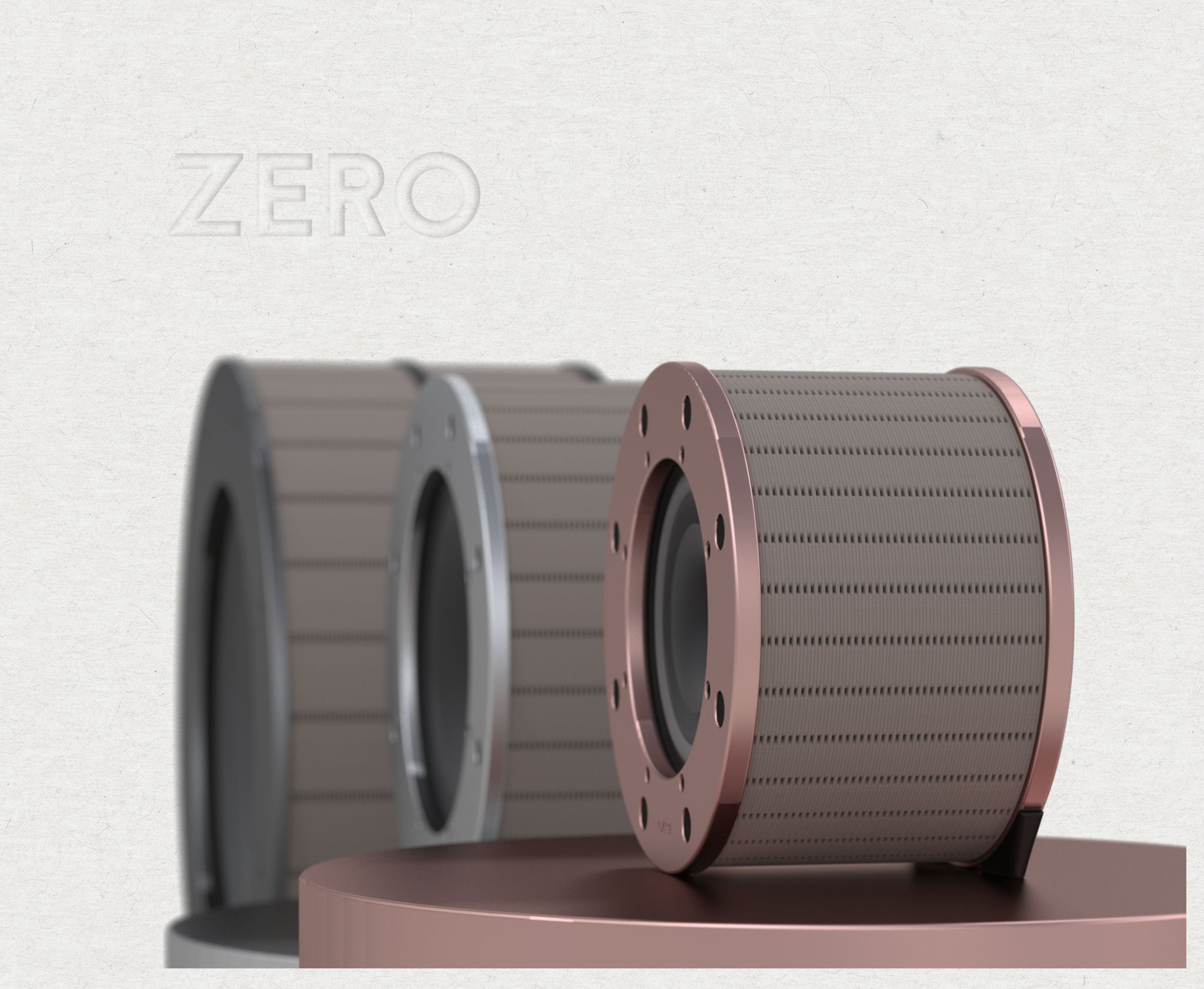 Premium speaker range sports zero waste, eco-friendly design