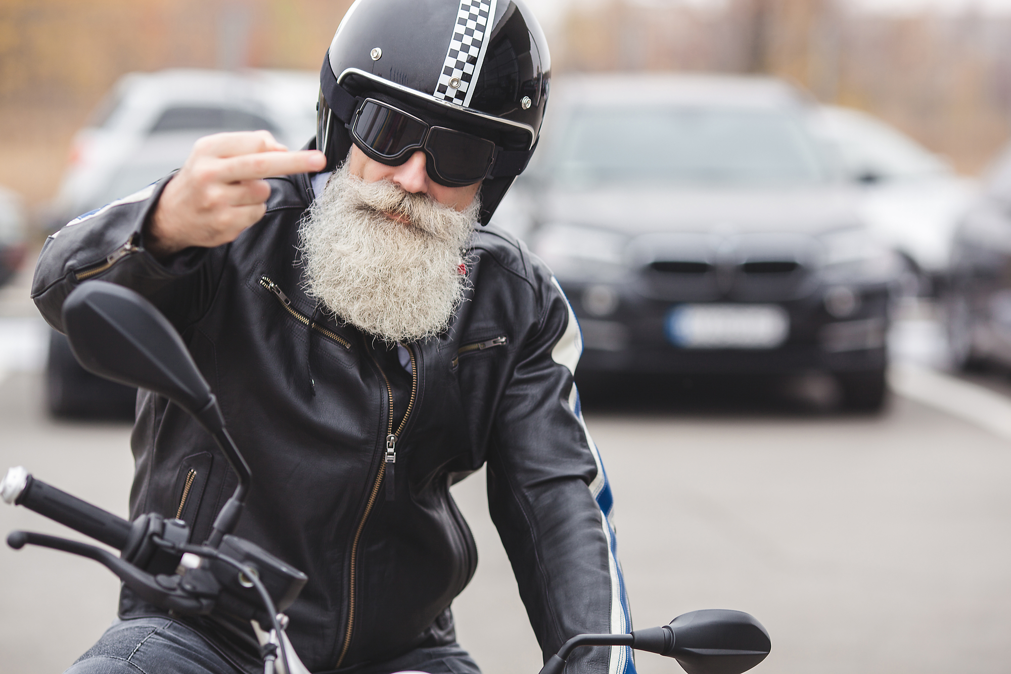 No gasoline? We quit, say 31% of UK motorcyclists in a new survey from the Motorcycle Action Group