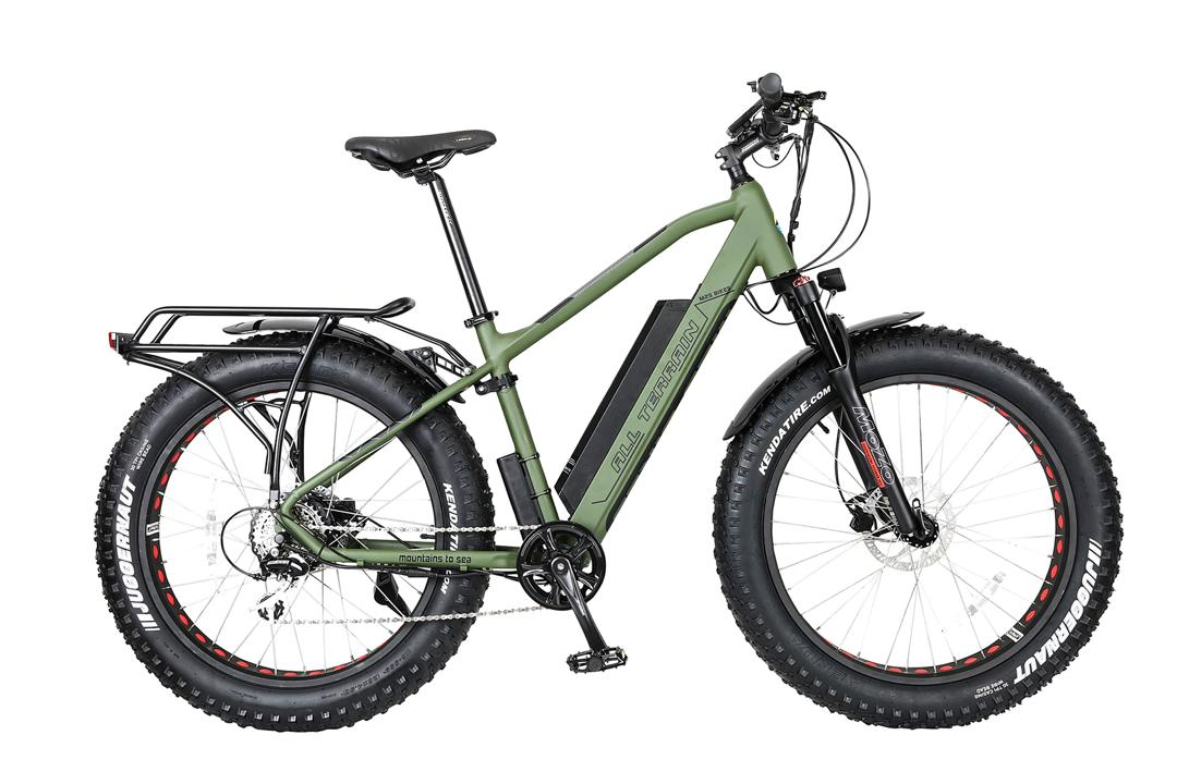 M2S has updated its R750 All Terrain e-bike for 2020
