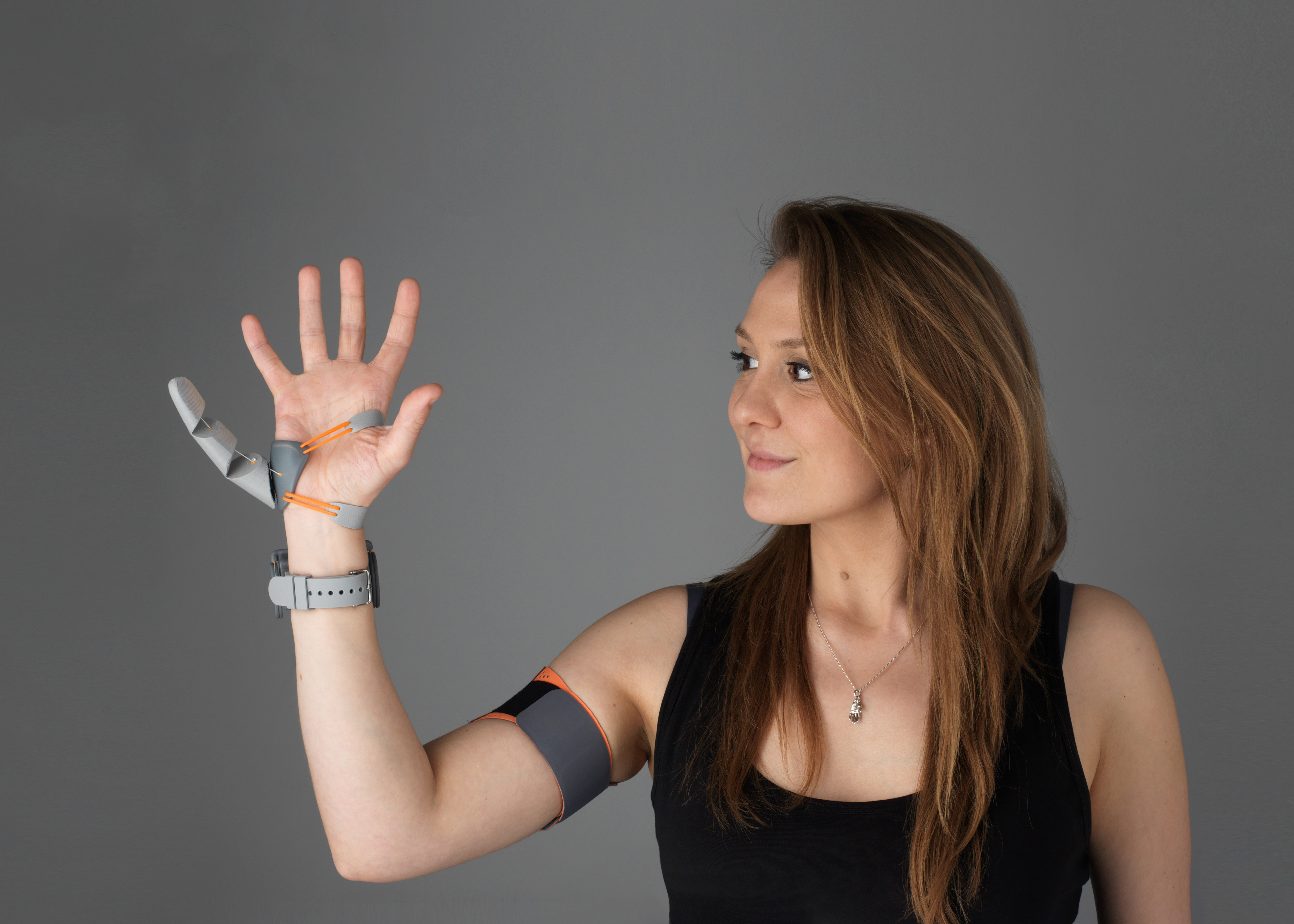 Designer Dani Clode worked with neuroscientists at University College London to investigate how the brain adapts to extra limbs