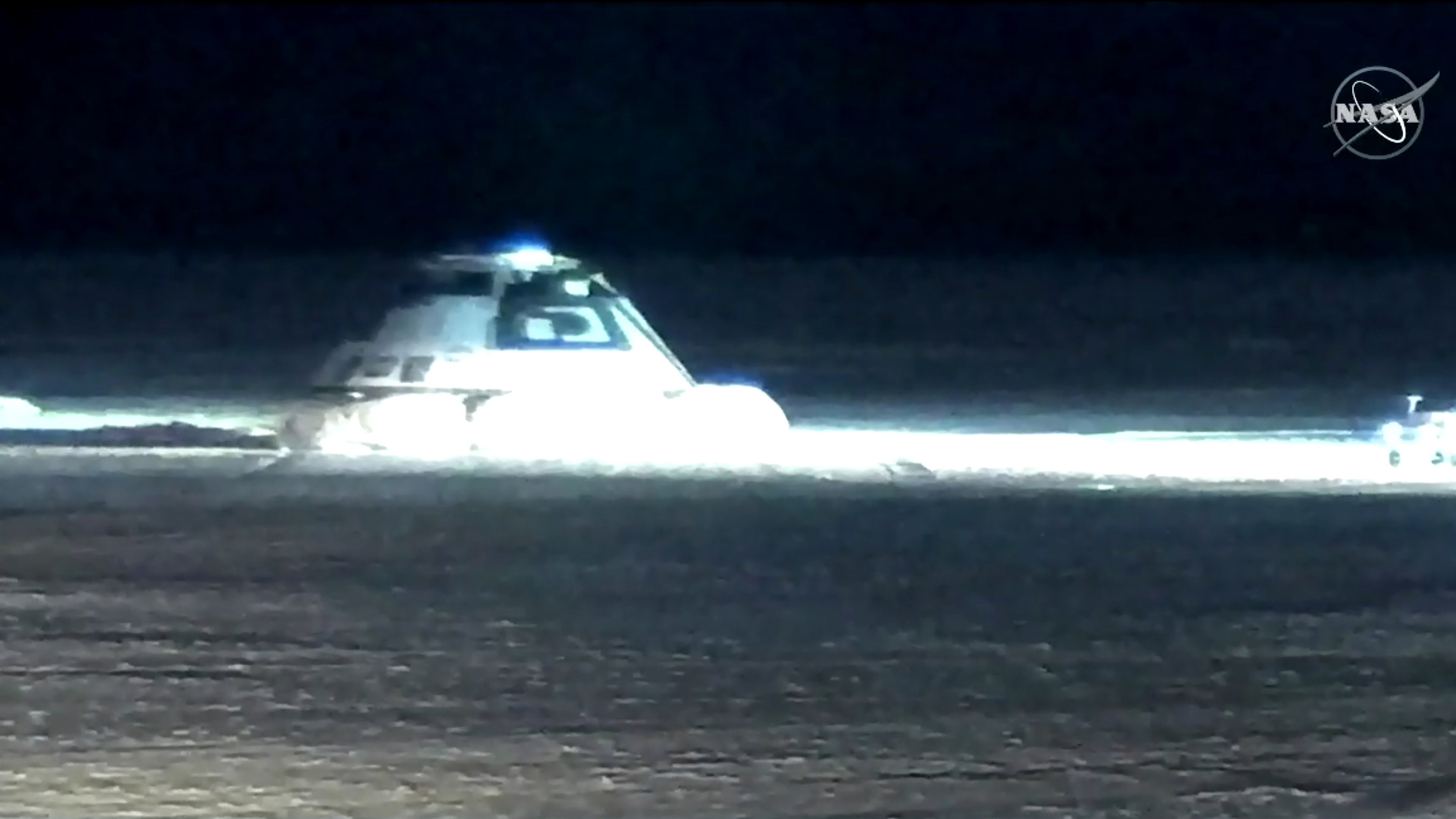 Beoing's CST-100 Starliner returns to Earth after shortened mission
