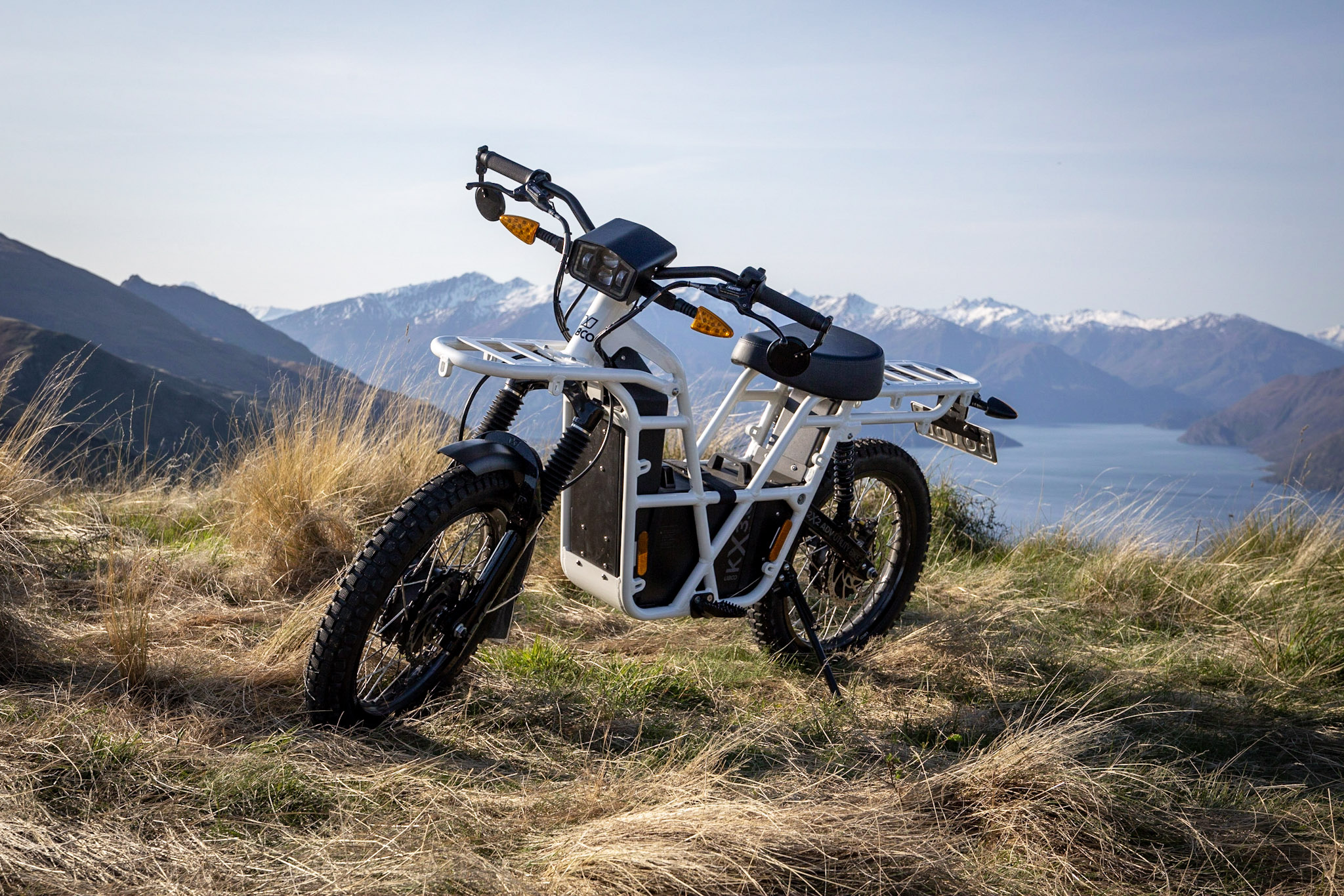 UBCO updates its 2WD electric utility bikes, launches monster ebike