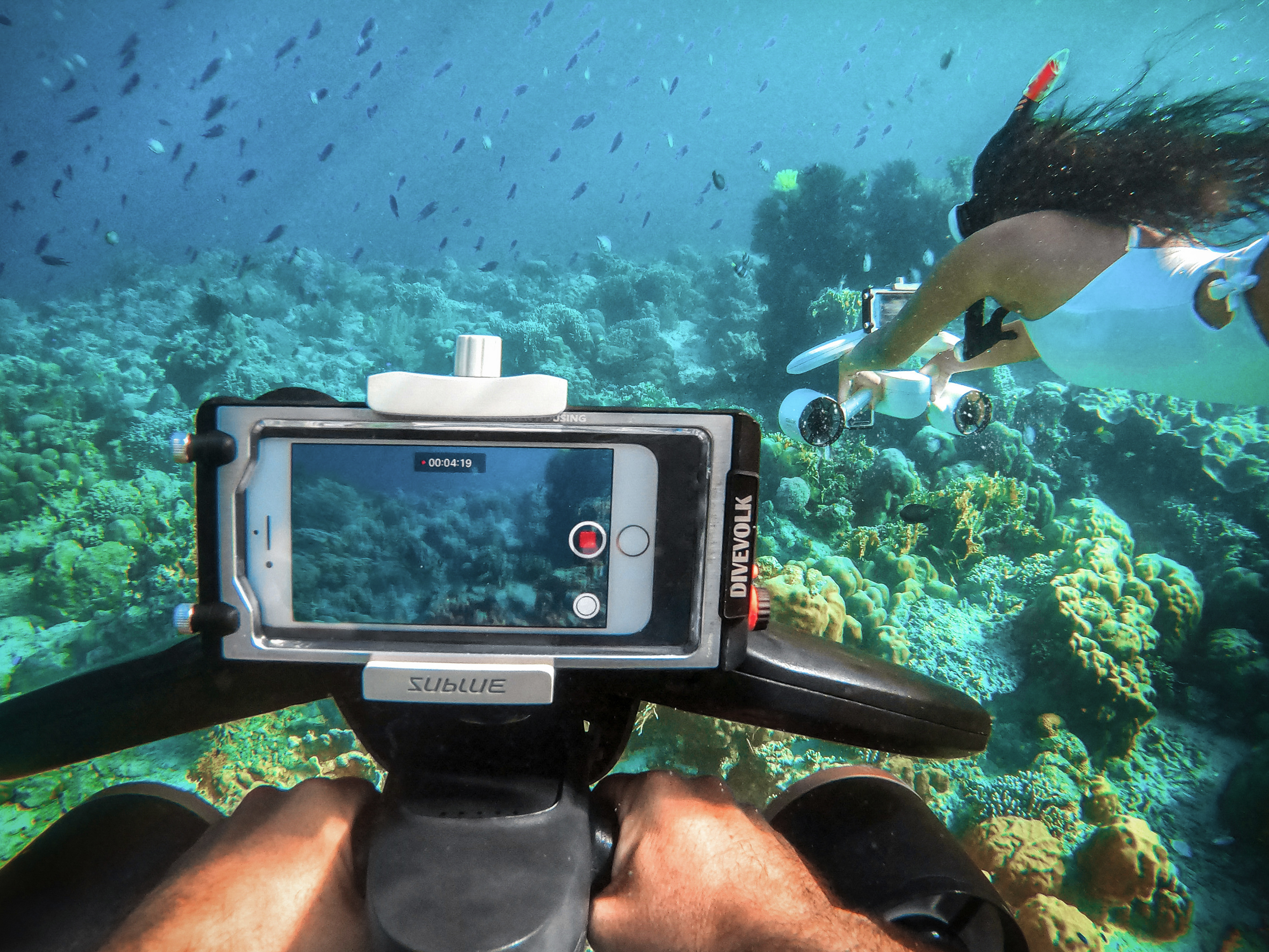 Mix Pro underwater scooter improves upon its predecessor