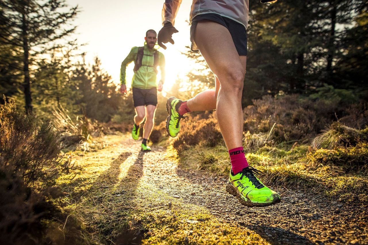 The Trailfly Ultra G 300 Max shoes are targeted at ultramarathon and long-distance runners