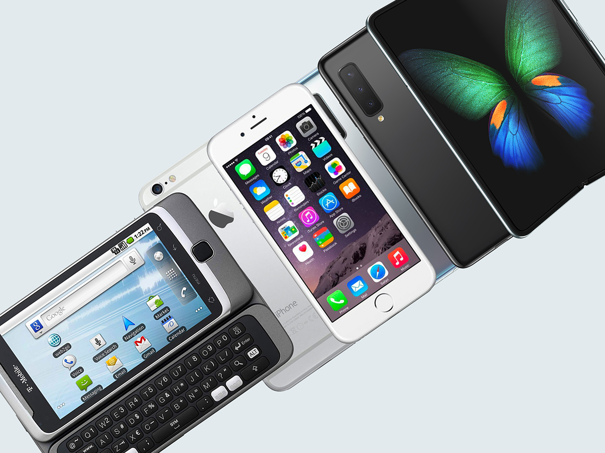 The rise of the smartphone: Mobile technology in the 2010s
