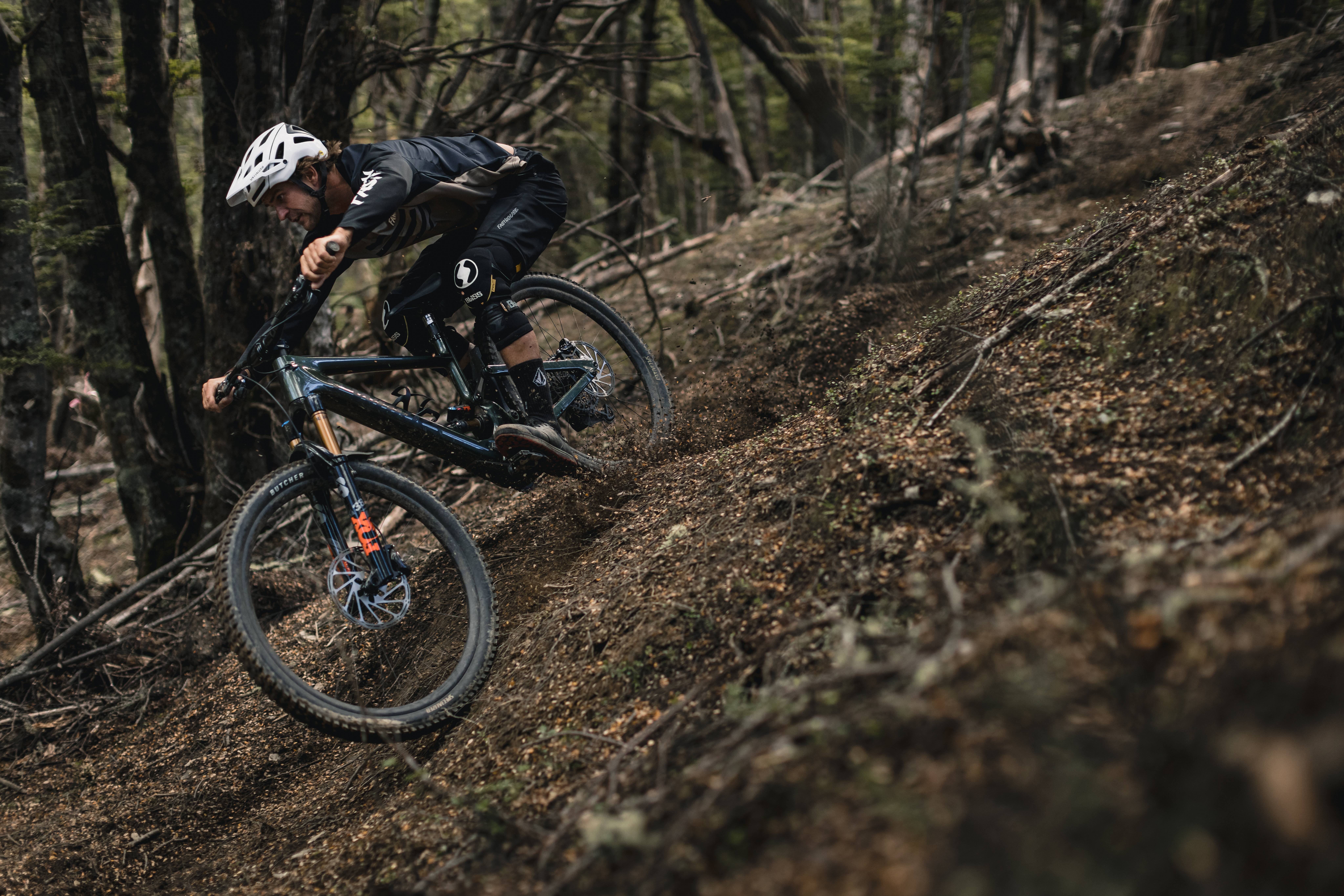 Specialized reckons that the Kenevo SL is the lightest and most capable e-MTB around
