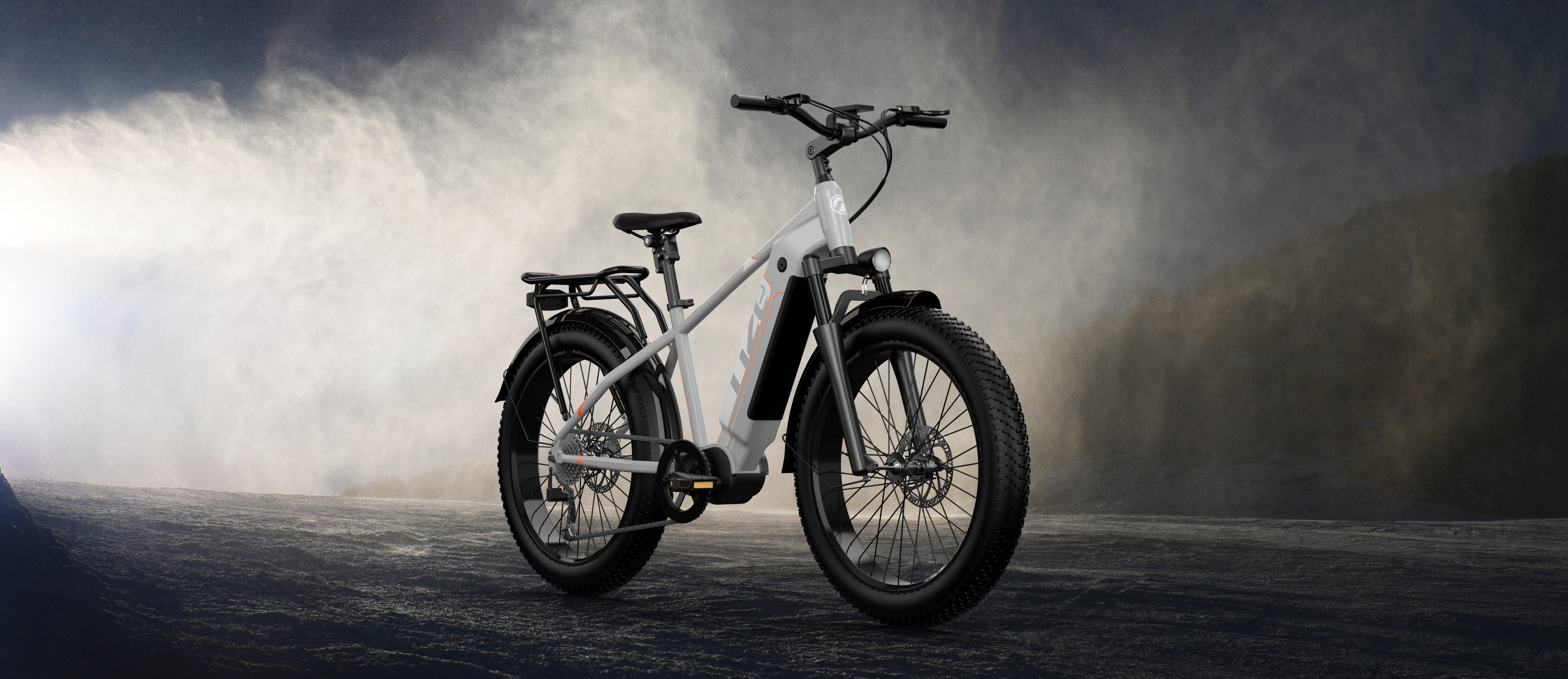 Built for off-road adventures, the RX Pro is one of 15 ebikes in the 2021 range from Rize Bikes