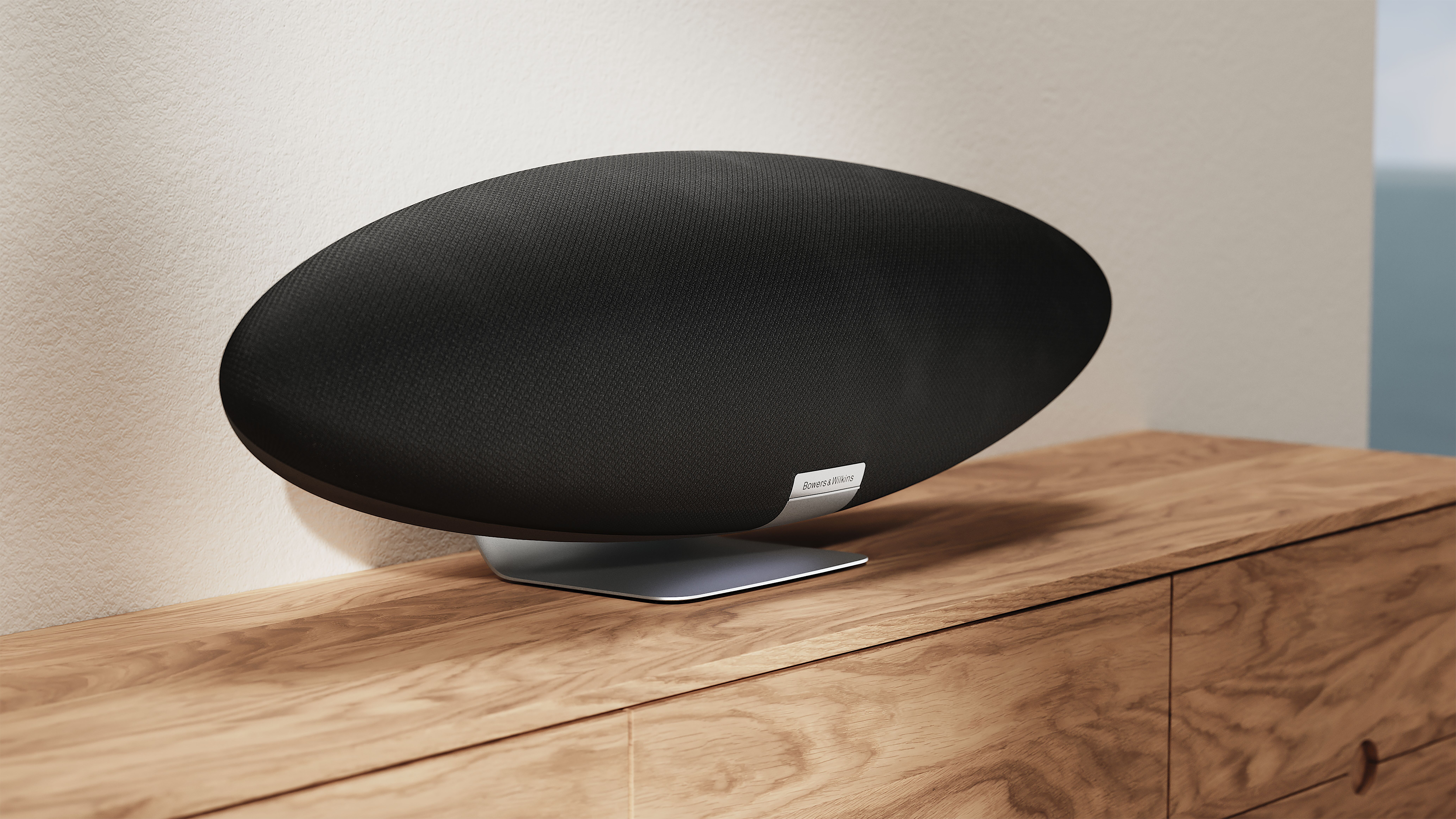 Stunning looks and premium streaming audio: The 2021 Zeppelin from UK audio brand Bowers & Wilkins