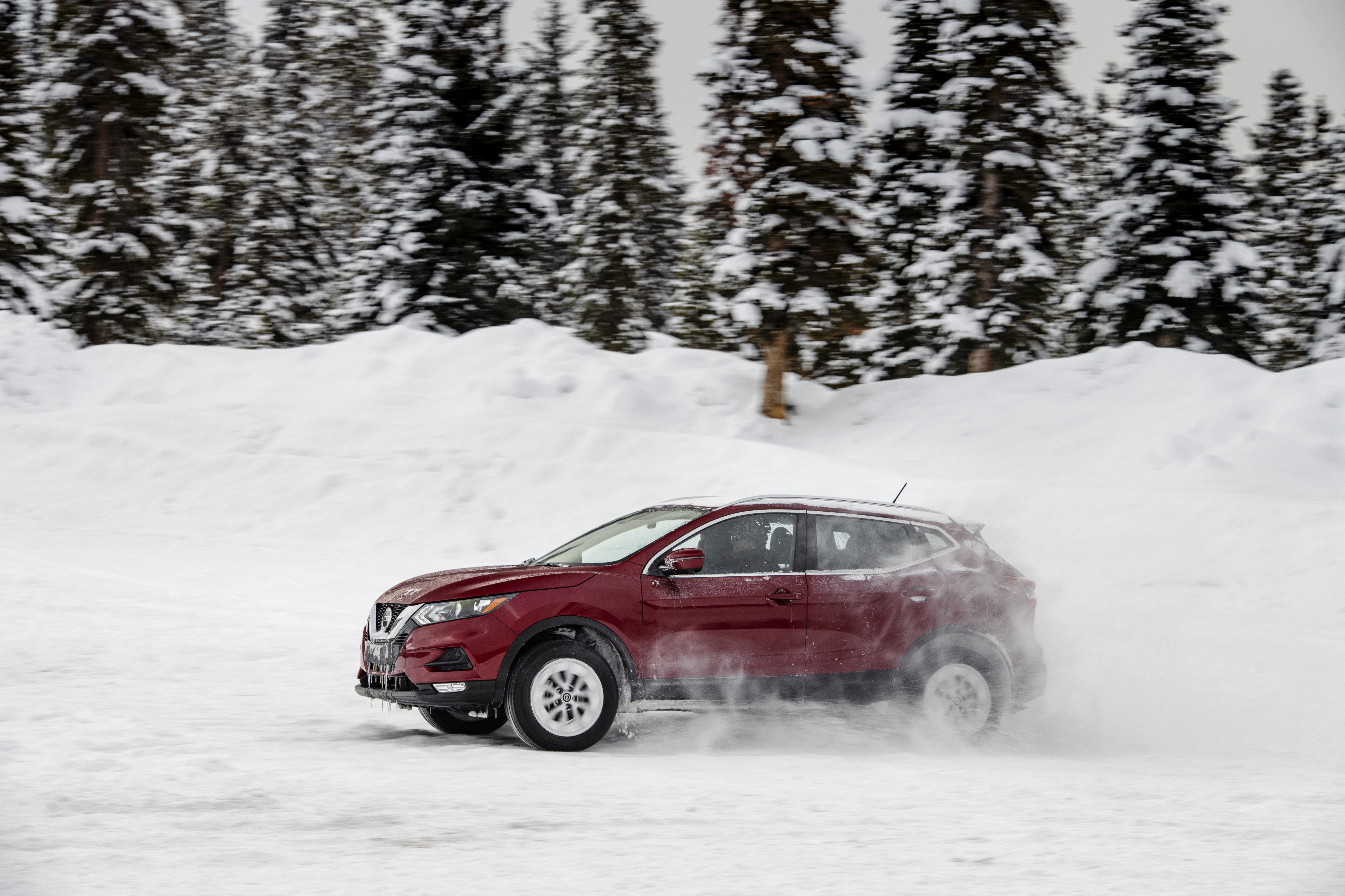 Slipping and sliding on purpose is one thing, but doing so when it's not intended can be disastrous in an automobile and the Redline Ice event showed us what safety systems do for that