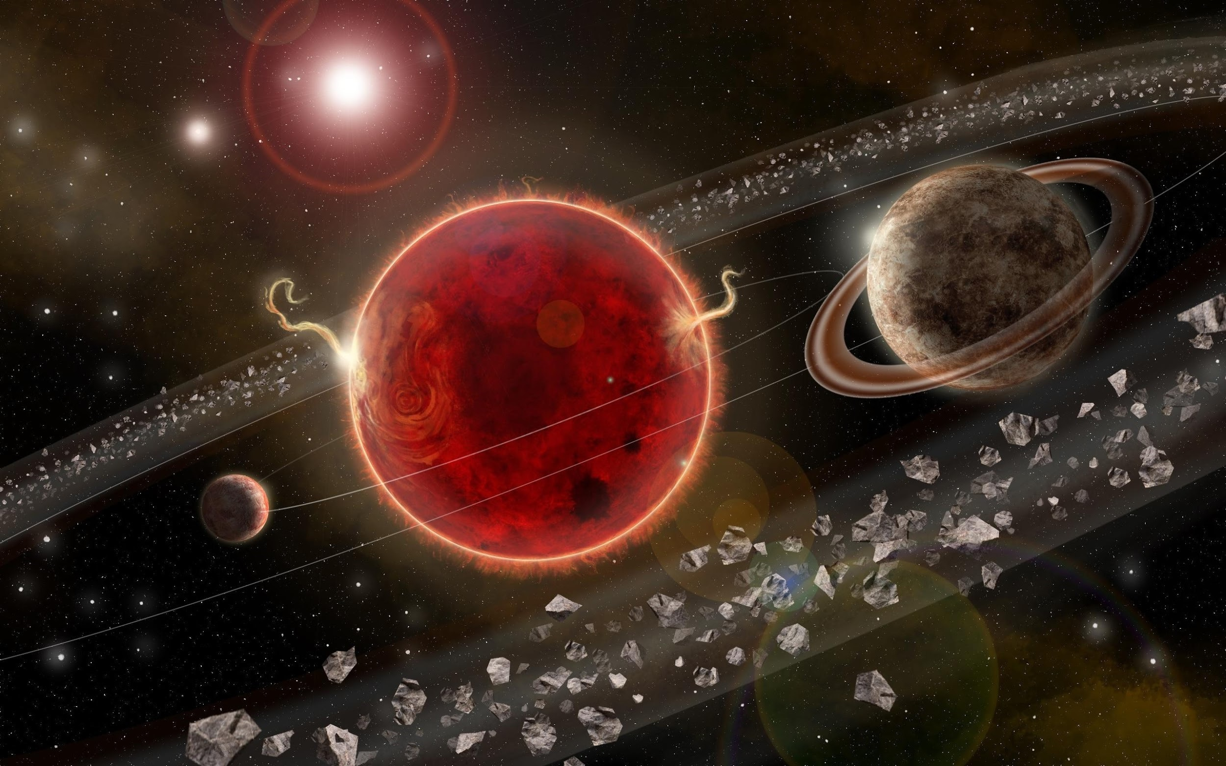 A second planet may have been spotted around our nearest neighbor star