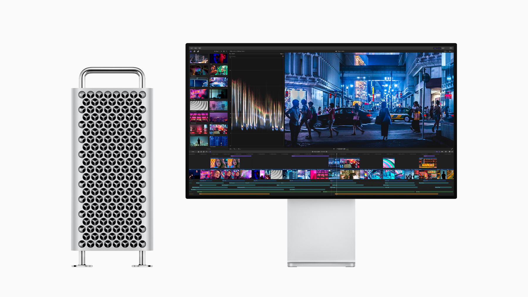You can now pay up to $60,000 for the Mac Pro and Pro Display XDR