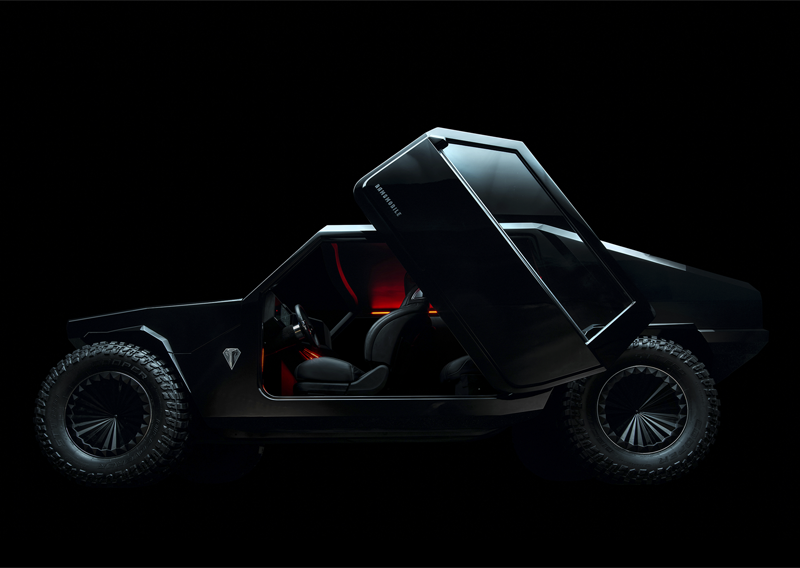 The ridiculous million-dollar Ramsmobile RM-X2 hyper-SUV