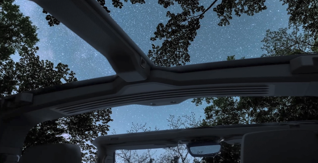 GM teases the removable roof of the electric GMC Hummer truck