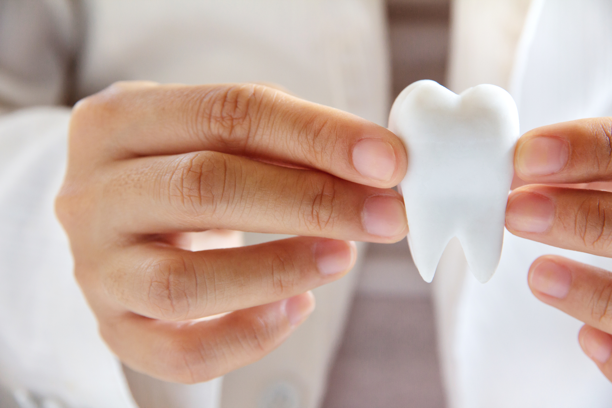 Peptide tooth coating helps keep cavities at bay