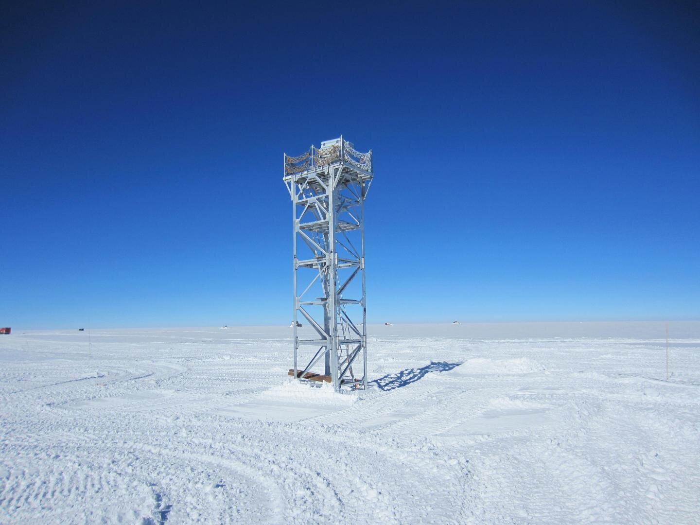 Dome A, on the East Antarctic Plateau, has been determined the best spot on Earth for a telescope