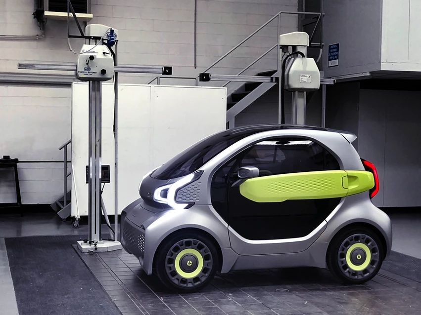 XEV looks to crowdfund YoYo 3D-printed, two-seater electric city car