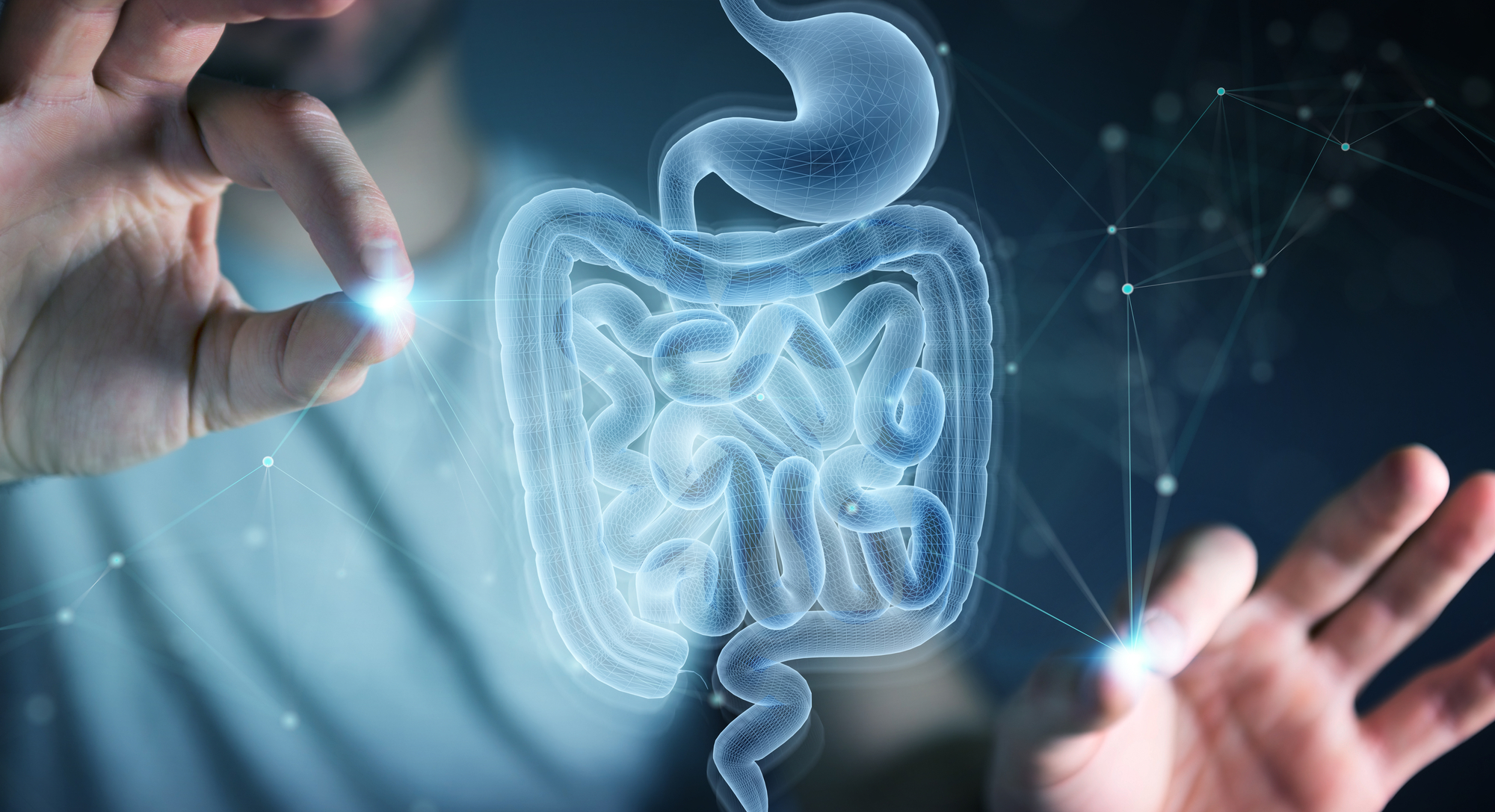 An observational study suggests certain microbiome imbalances correspond with the severity of COVID-19 and persistent symptoms of the disease