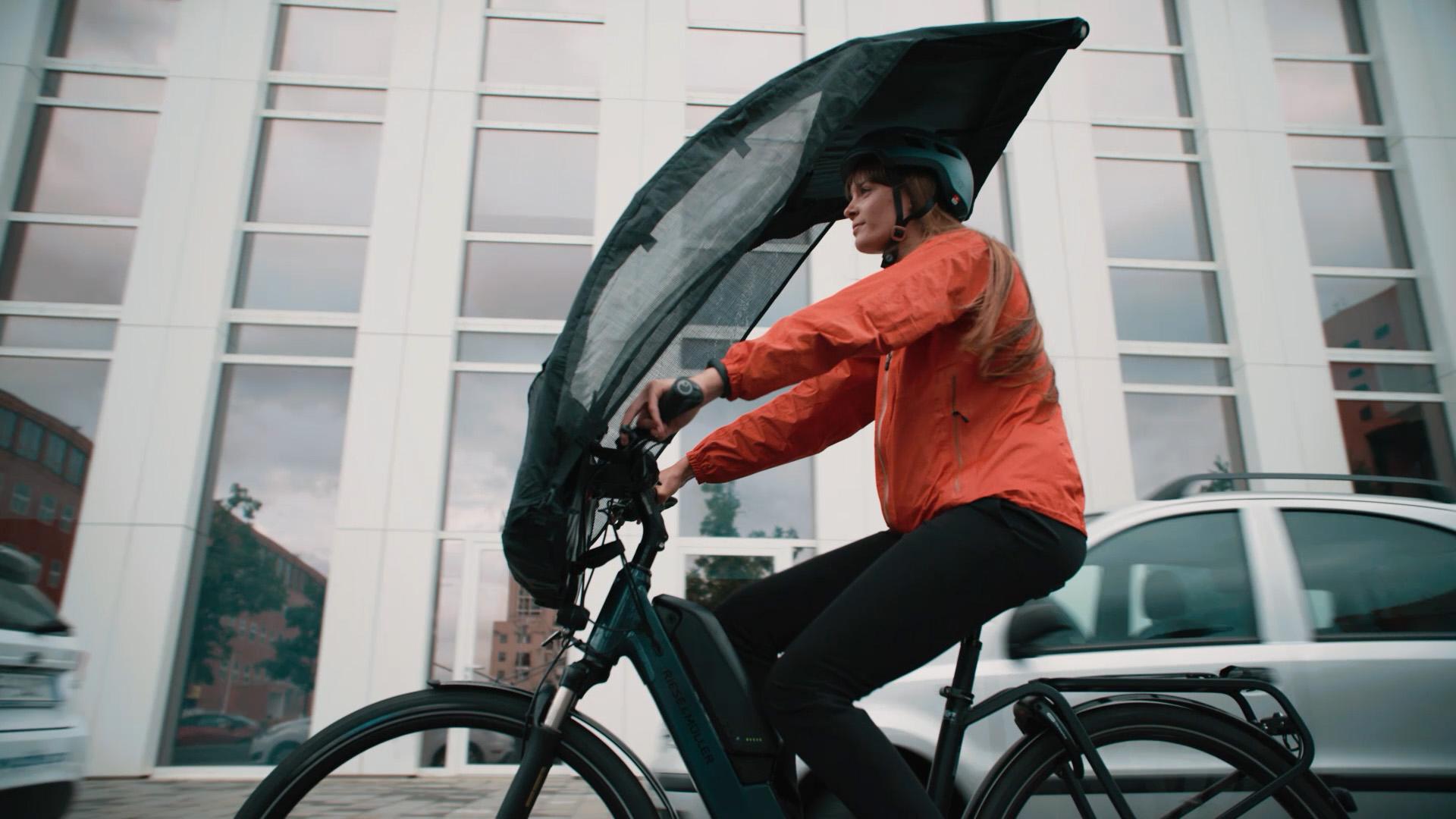 The BikerTop is presently on Indiegogo