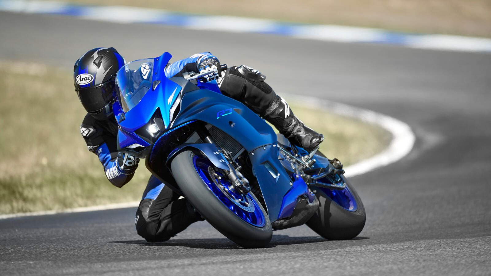 Yamaha's brand new, street-friendly 2022 R7 is a far cry from the original laser-focused race homologation bike that first wore the R7 nameplate in 1999 – but this looks like a brilliant sporty option for new riders