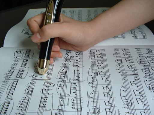Gigiway's Piano and Violin Learning Pen