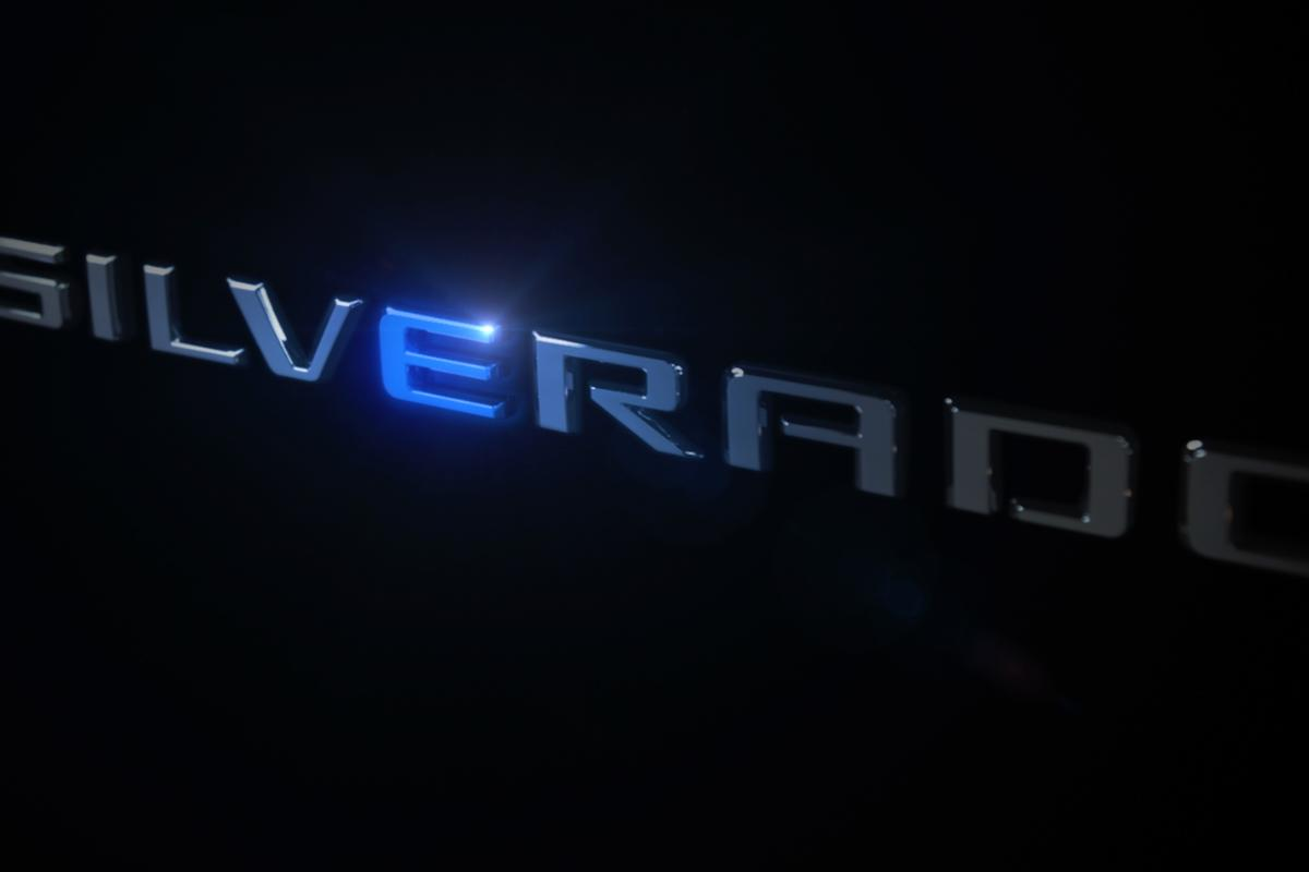 General Motors confirms that development of an electric Silverado is underway