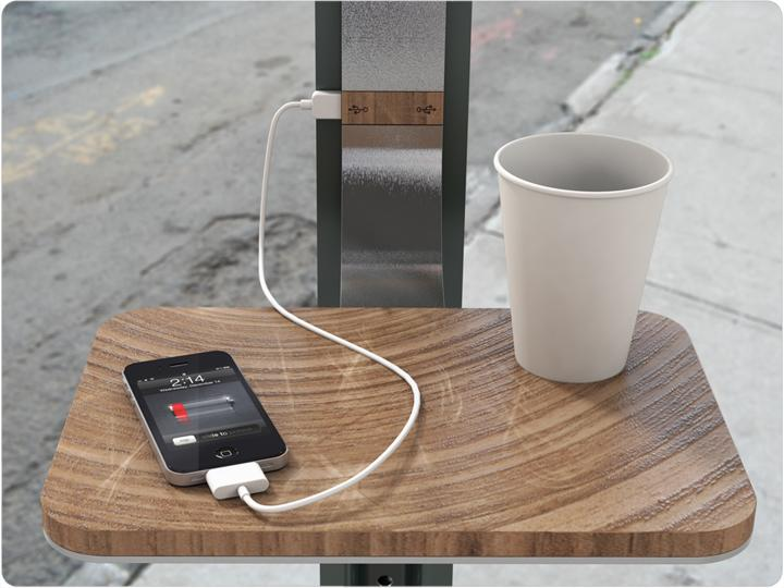The creative fellows at Pensa are turning a few heads with their Street Charge concept that would seek to turn everyday city street signs into illuminated charging stations for mobile devices