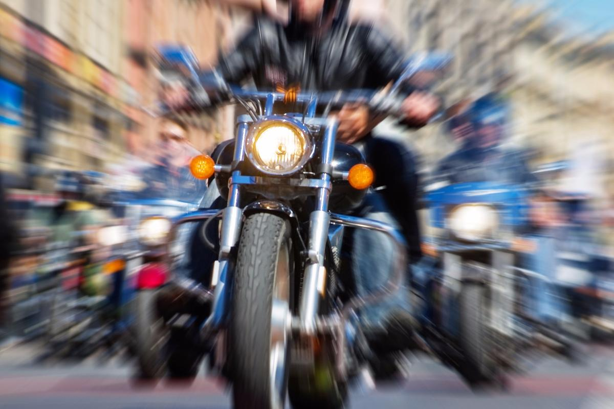 The Smart Turn System can determine when is the correct time to cancel the motorcycle's indicators