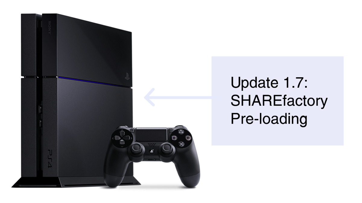 Sony has detailed two features of its upcoming update