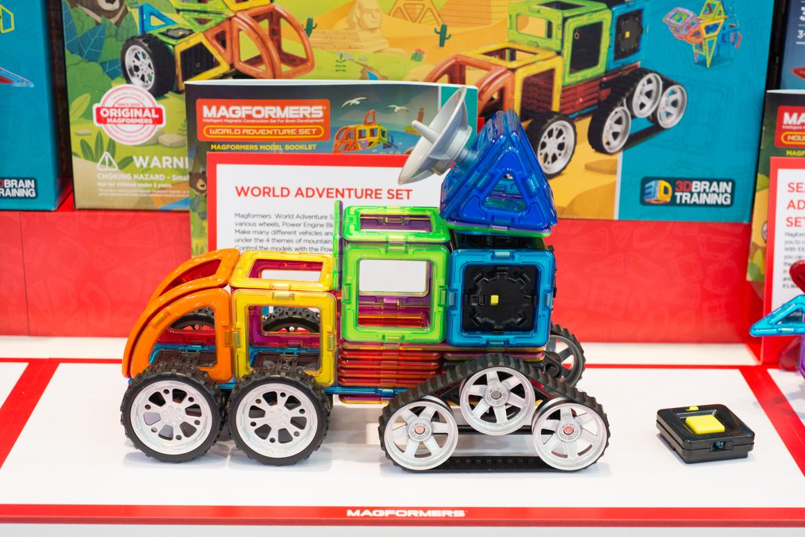 In pictures: The best tech toys from London Toy Fair 2016