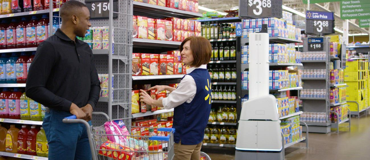 Self-checkouts have been around for years now, but the truth is there a other repetitive tasks that could conceivably be carried out by machines