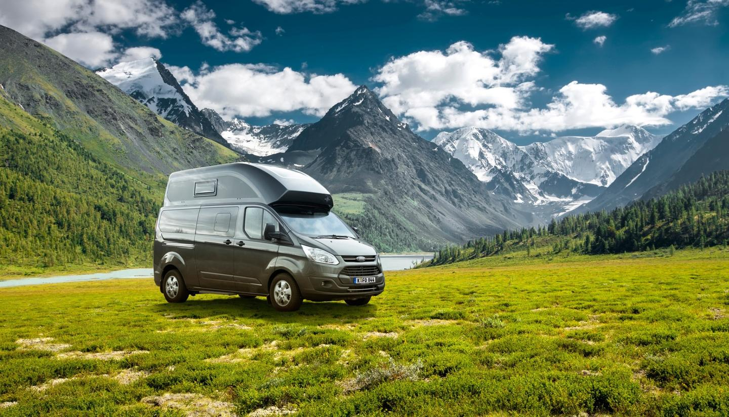 The new Ford Westfalia Nugget Plus adds a little extra junk in the trunk