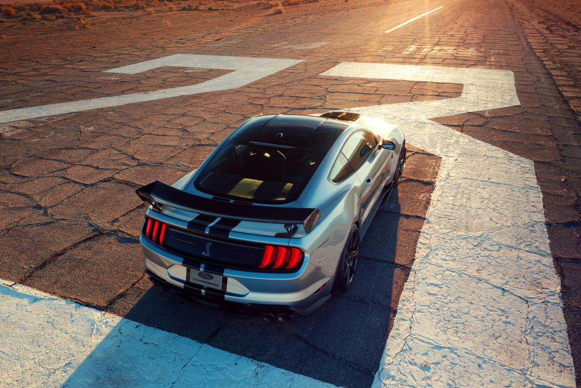 2020 Mustang Shelby Gt500 To Put Out 760 Horsepower