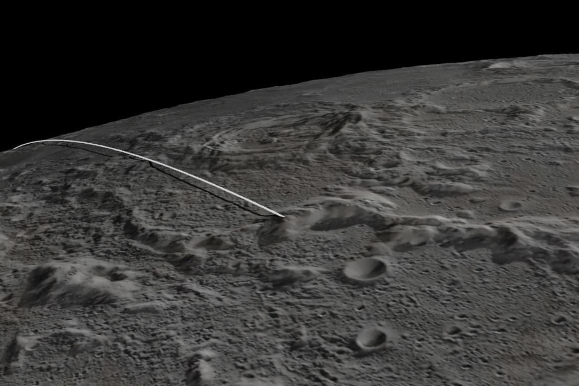spacecraft found on moon - HD1160×774