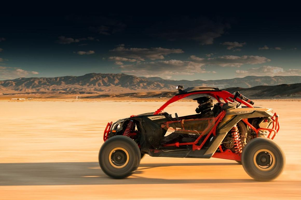 From road, offroad and water,BRP has refreshedproducts across its entire range