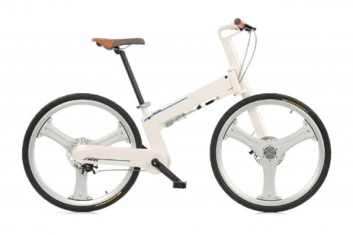 MODE fold up bicycle