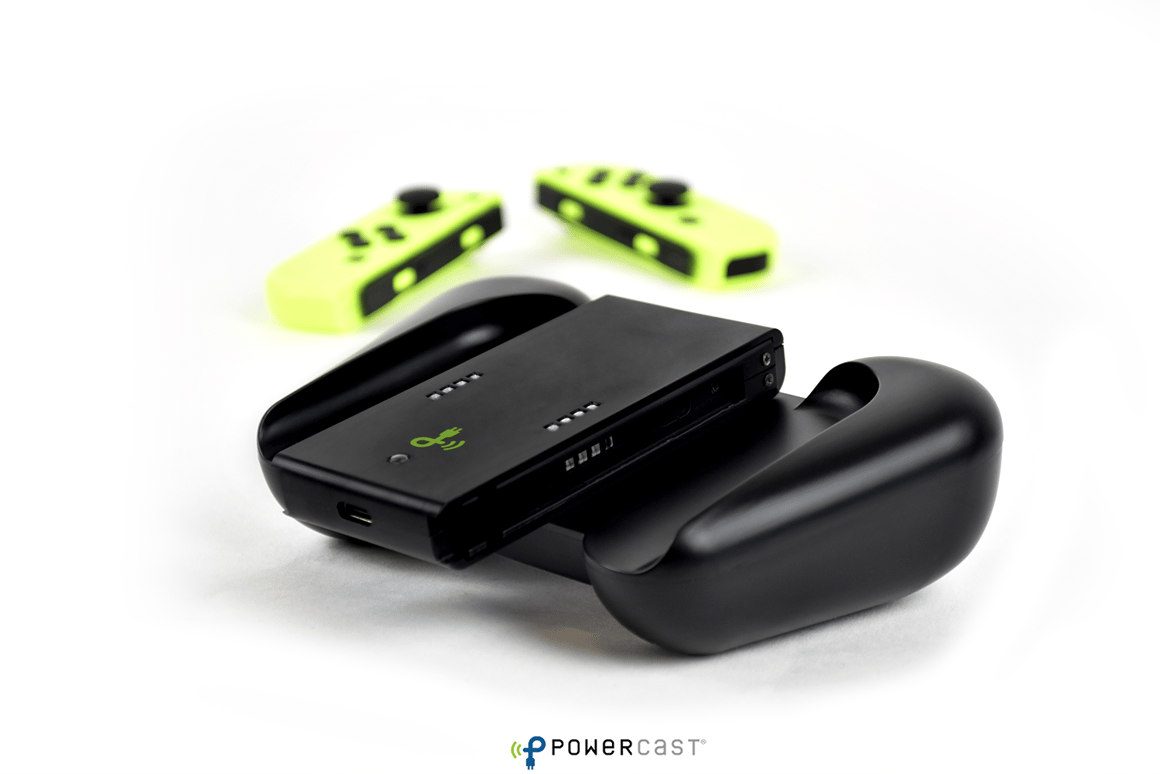 Powercast will demo its wireless charging grip at CES this week
