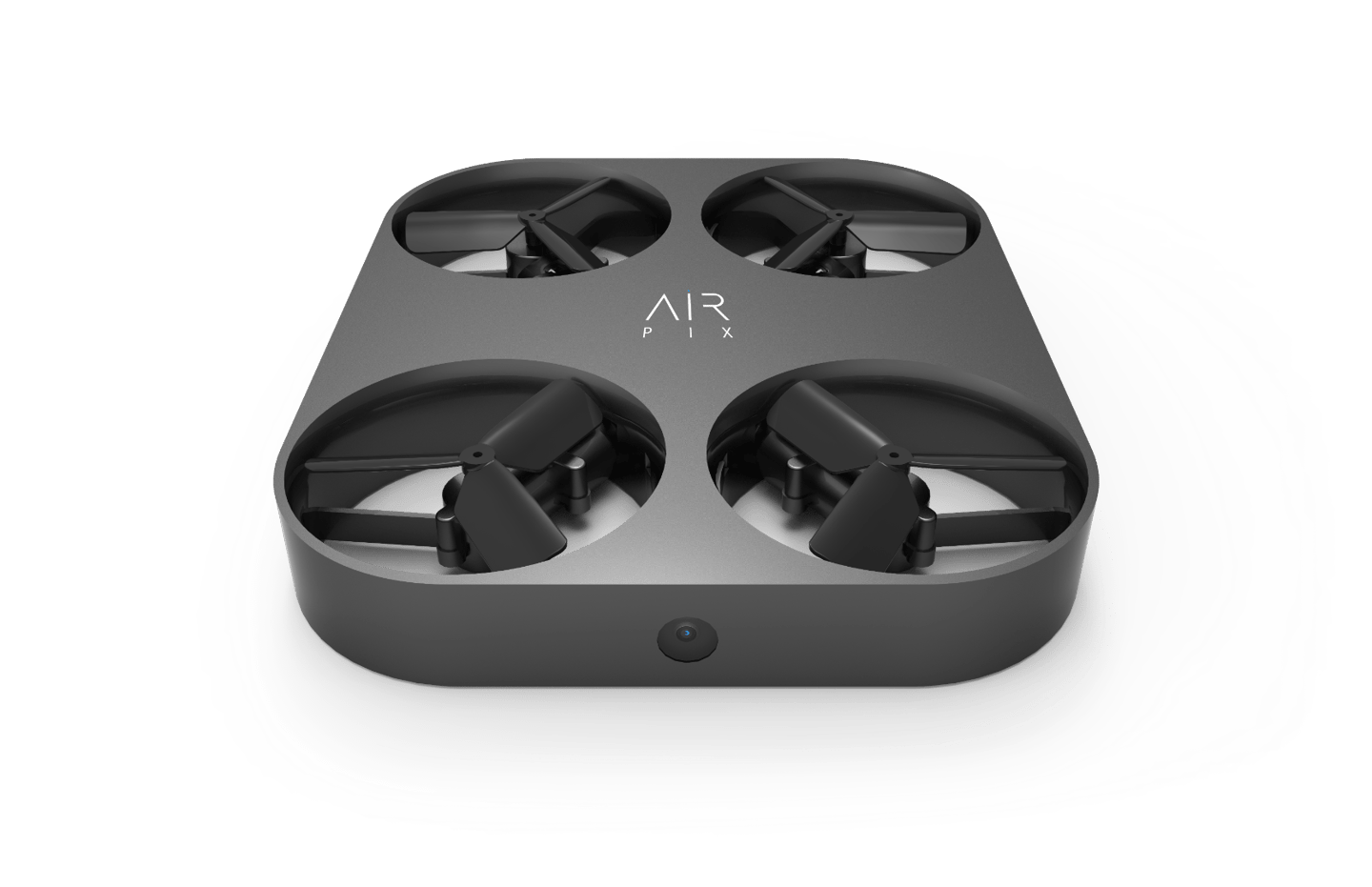 The Air Pix is roughly the same size as previous versions of the AirSelfie