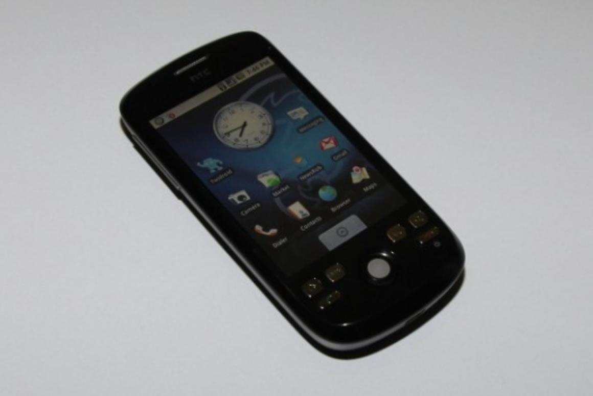 The HTC Magic