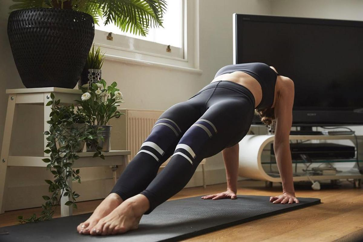 Nadi X yoga pants are available in four styles