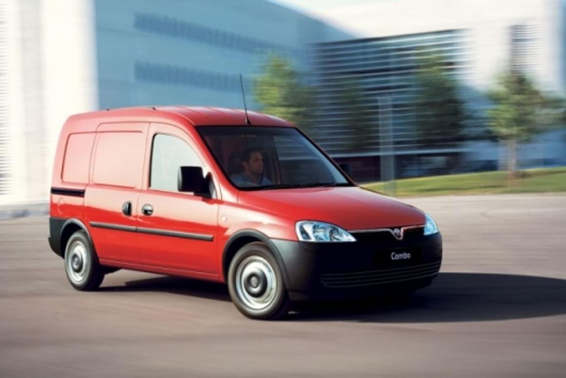 ADDZEV was developed using a standard Vauxhall Combo van