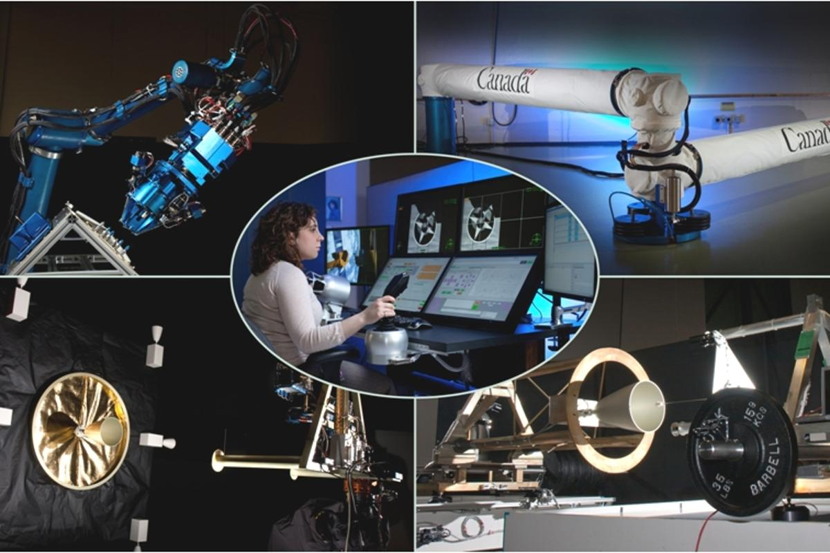 The Next-Generation Canadarm (NGC) facility provides a suite of robotic systems with the capability to support both low-Earth orbit and deep space missions