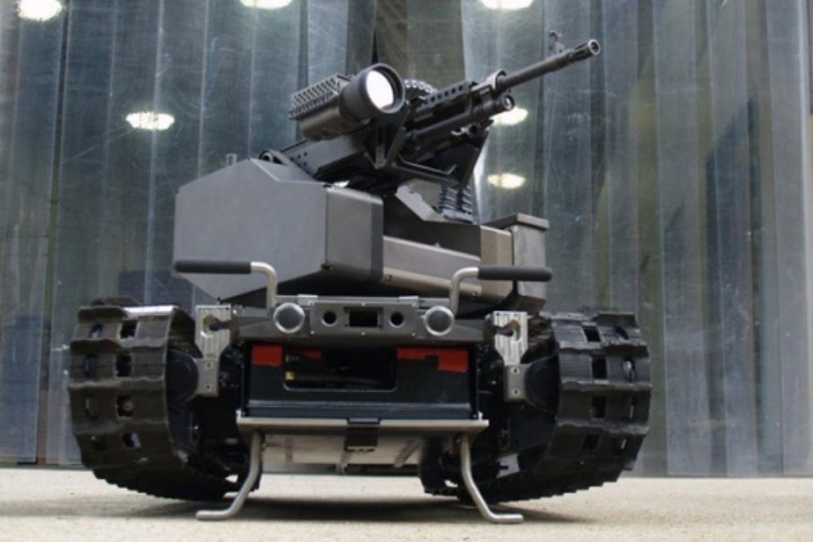 Multi-response MAARS ground robot