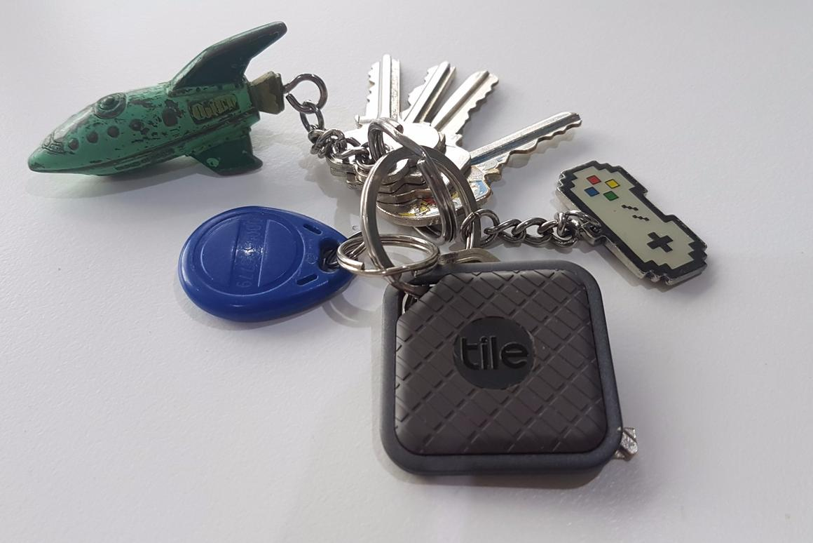 New Atlas tests out the Tile Sport, a hardy new Bluetooth tracker