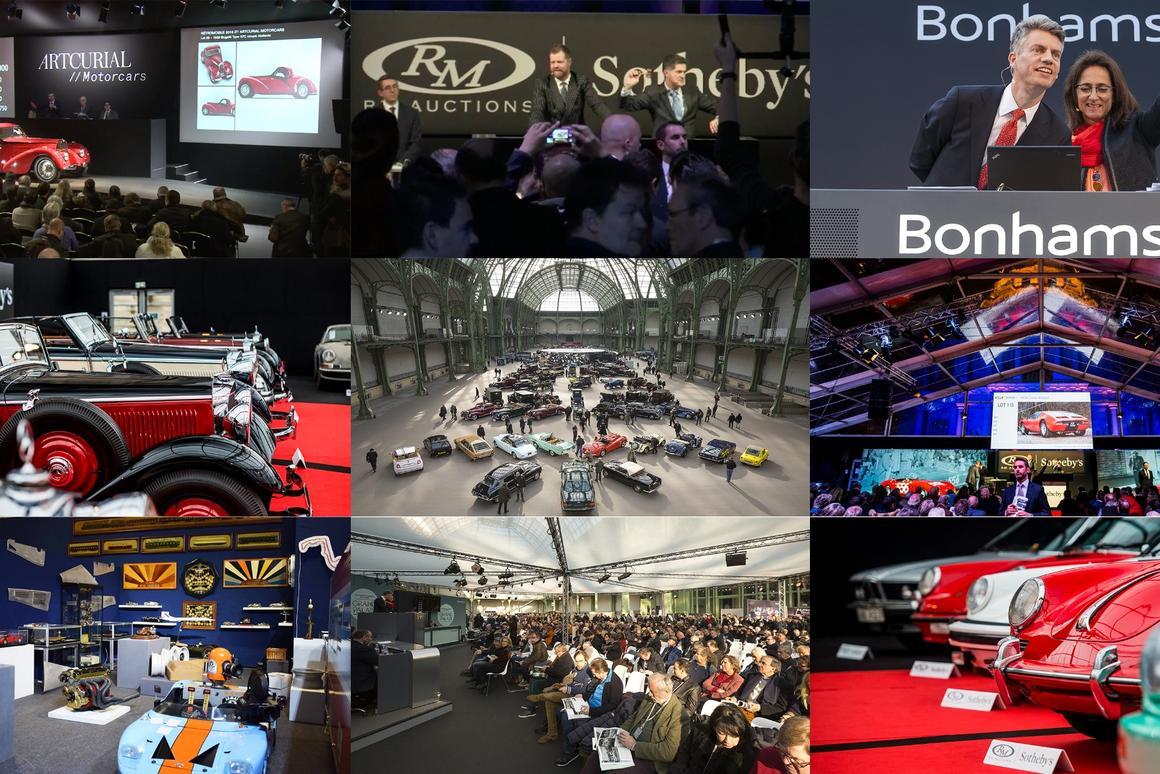 The pick of Paris Retromobile 2018