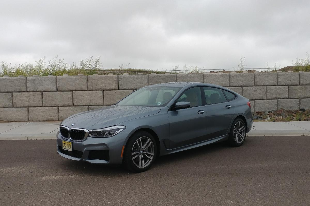 We thoroughly enjoyed the 2018 BMW 640i xDrive GT. We wouldn't call it a station wagon, per se; it's more a fastback sedan